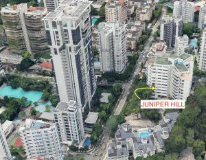 Juniper Hill Price, Juniper Hill Condo En Bloc Price, Acquired Price